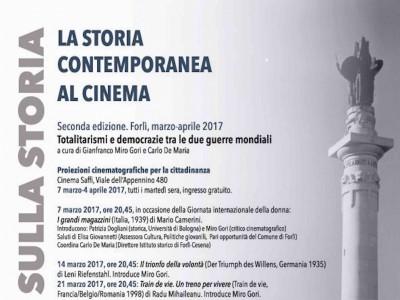 Gli occhi sulla storia: la storia contemporanea al cinema. Seconda edizione