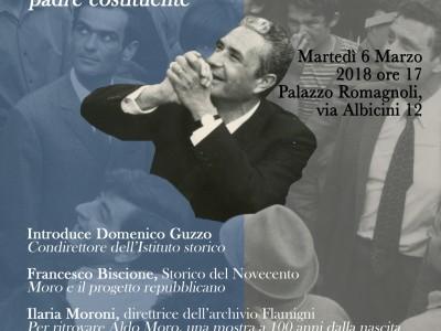 Aldo Moro, un padre costituente