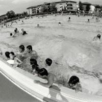 Piscina comunale, 1984