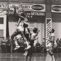 Palazzetto dello sport, 1981