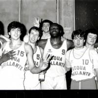 Libertas basket Forlì, 1983