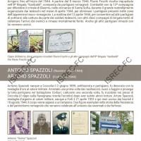 Flavio Foschi Antonio Spazzoli Arturo Spazzoli